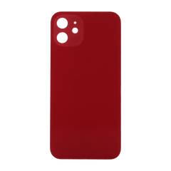 Back Glass for iPhone 12 (Red)