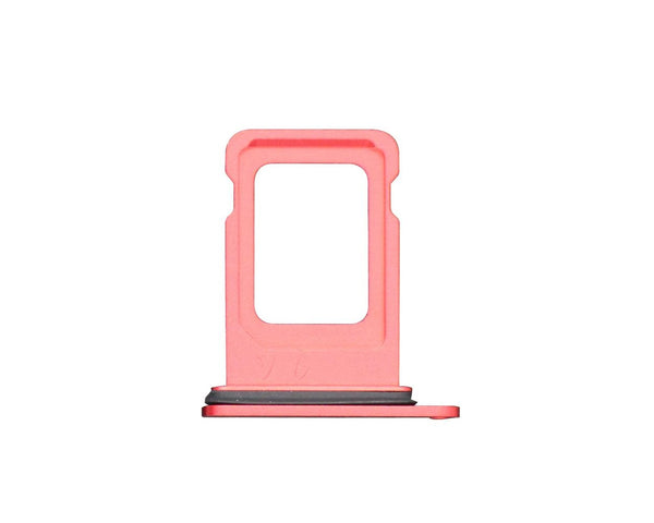 Replacement Sim Card Tray For iPhone 12, Red
