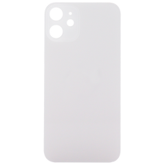 Back Glass for iPhone 12 Mini (White)