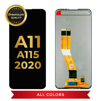 OLED Assembly Without Frame For Samsung Galaxy A11(A115 / 2020) (All Colors)