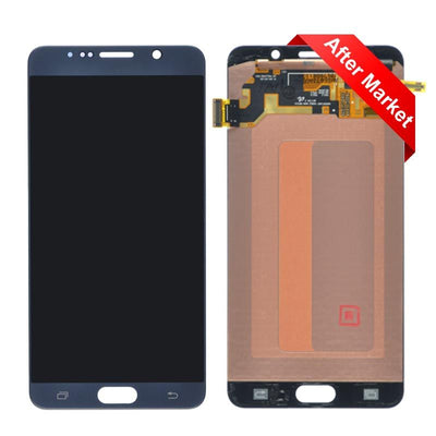 LCD & Digitizer Assembly for, Black / Blue, Samsung Galaxy Note 5