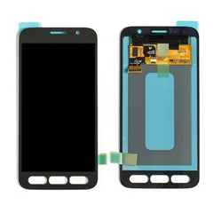 LCD Display Touch Screen Glass Lens Digitizer Assembly, Grey, for Samsung Galaxy S7 Active G891
