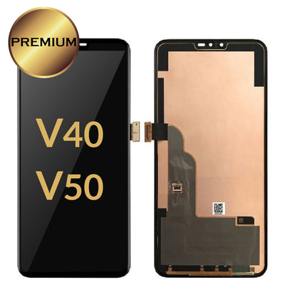 LG V50/V40 ThinQ (V405) LCD Assembly (BLACK)