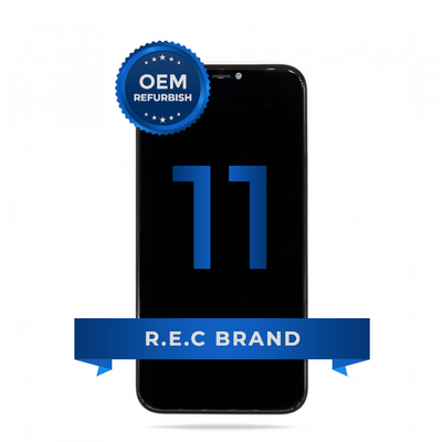 iPhone 11 LCD Screen Replacement Assembly (OEM Refurbish) - R.E.C BRAND
