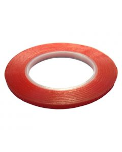 8mm Red Tape Adhesive (4322587181091)