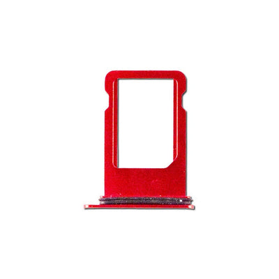 iPhone 7 Plus Sim Tray (Red) (4166635782208)