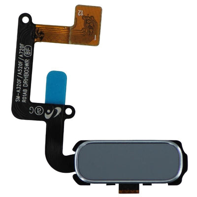 Replacement Galaxy A5 2017 Home Button with Flex Cable (Blue)