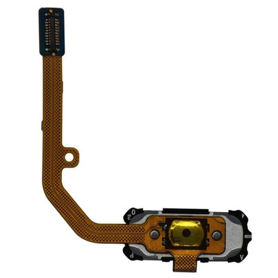 Replacement Home Button with Flex Cable for Galaxy S7 Active (Black)