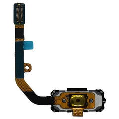 Replacement Home Button with Flex Cable for Galaxy S7 Active (Gold)