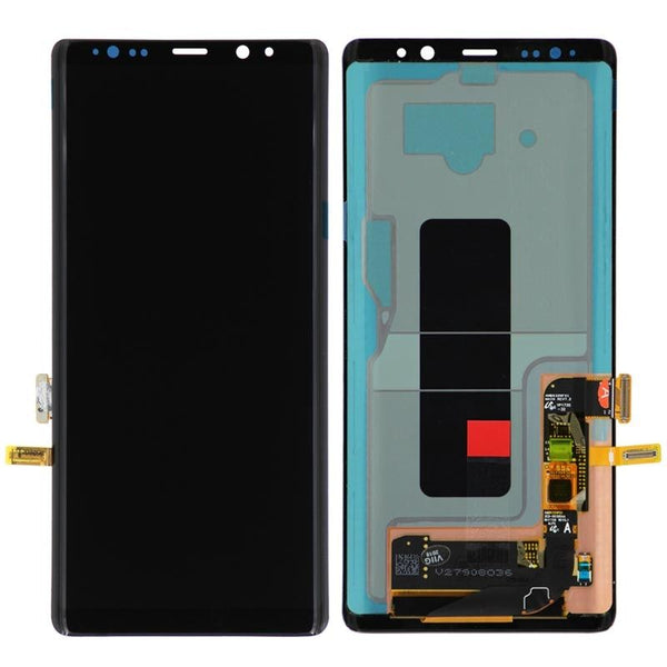 Replacement LCD Digitizer Assembly, Black For Samsung Galaxy Note 8
