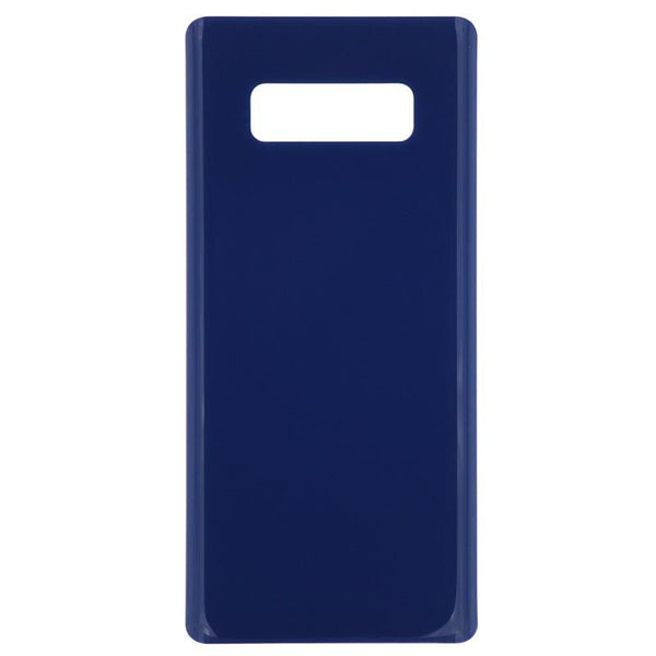 Samsung Galaxy Note 8 Back Door Battery Cover, Blue