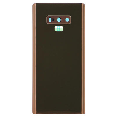 Replacement Samsung Galaxy Note 9 Back Door Battery Cover, Gold