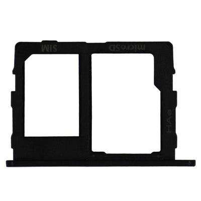 Replacement Sim Card Tray Black, For Samsung Galaxy J7 (J737 / 2018)