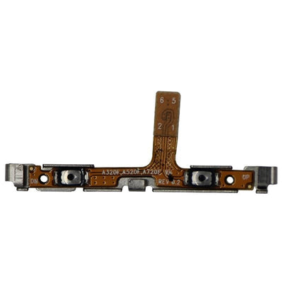 Replacement Volume Button Flex Cable for the Samsung Galaxy A5 2017