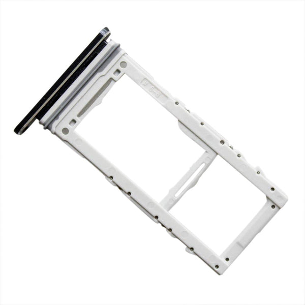 SIM CARD TRAY FOR SAMSUNG GALAXY NOTE 10 PLUS (SILVER)