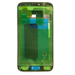 Samsung Galaxy S7 Mid Frame With Adhesive, Gold