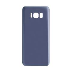 Samsung Galaxy S8 Back Glass With Adhesive (Orchid Gray)