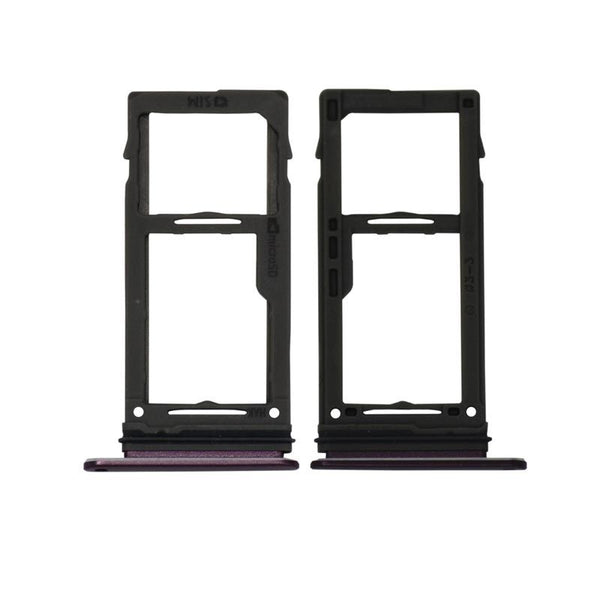 Sim Card Tray Purple, For Galaxy S9 & S9 Plus