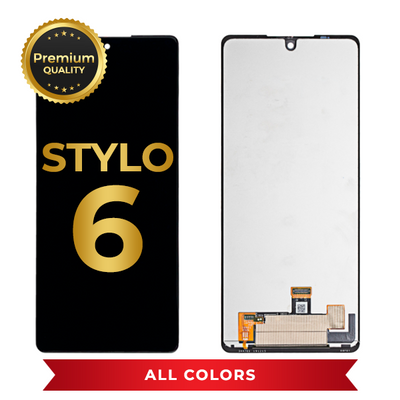 LCD Assembly Without Frame For LG Stylo 6 (All Colors)