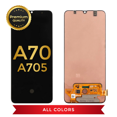 OLED Assembly Without Frame For Samsung Galaxy A70 (A705 / 2019) (All Colors)