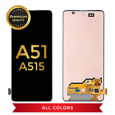 OLED Assembly Without Frame For Samsung Galaxy A51 (A515 / 2019) (All Colors)
