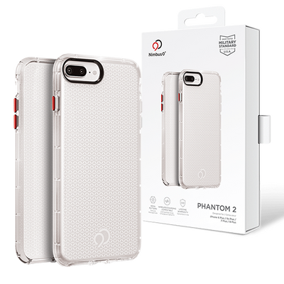NIMBUS9 PHANTOM2 CASE FOR APPLE IPHONE 6 PLUS / 6S PLUS / 7 PLUS / 8 PLUS - CLEAR