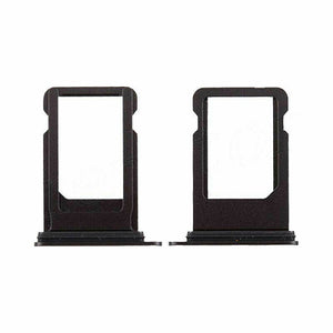 iPhone 7 Sim Tray (Matte Black) (4166500122688)