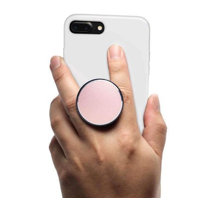 COOLGRIPS MAGNETIC PHONE GRIP AND STAND ROSE GOLD ALUMINUM