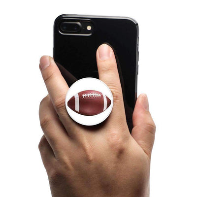 COOLGRIPS MAGNETIC PHONE GRIP MOUNT AND STAND FOOTBALL