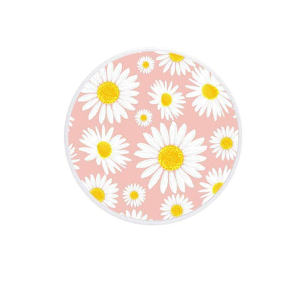 COOLGRIPS MAGNETIC PHONE GRIP MOUNT AND STAND DAISIES