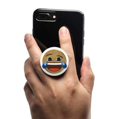 COOLGRIPS MAGNETIC PHONE GRIP AND STAND EMOJI LOL GOLD