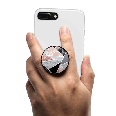COOLGRIPS MAGNETIC PHONE GRIP AND STAND MARBLE BLEND