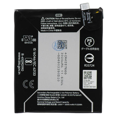 STEC Premium Battery For Google Pixel 3A
