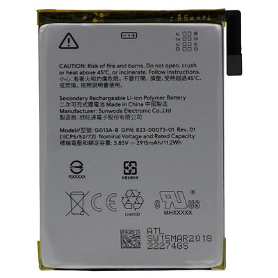 STEC Premium Battery For Google Pixel 3