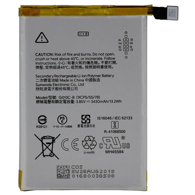 STEC Premium Battery For Google Pixel 3XL