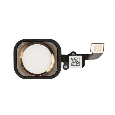 iPhone 6S Plus Home Button with Flex Cable (Gold) (4166422233152)