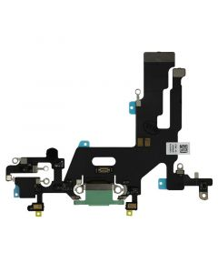 iPhone 11 Charging Port Flex Cable Premium Quality (Green)
