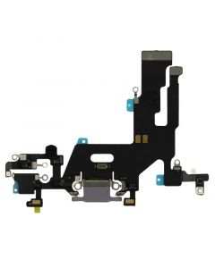 iPhone 11 Charging Port Flex Cable Premium Quality (Purple)