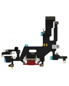 iPhone 11 Charging Port Flex Cable Premium Quality (Red)