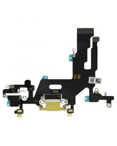 iPhone 11 Charging Port Flex Cable Premium Quality (Yellow)