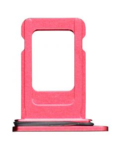 iPhone 11 Sim Tray Premium Quality (Red)