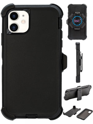 Full Protection Heavy Duty Shockproof Case for iPhone 11