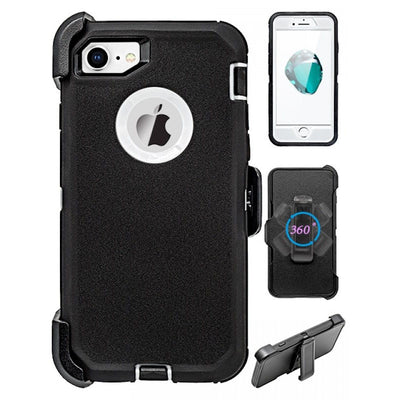 Full Protection Heavy Duty Shockproof Case for Apple iPhone 7