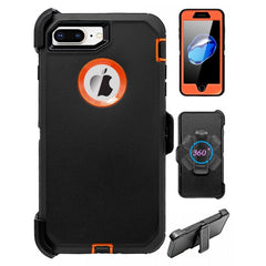 Full Protection Heavy Duty Shockproof Case for Apple iPhone 7 Plus