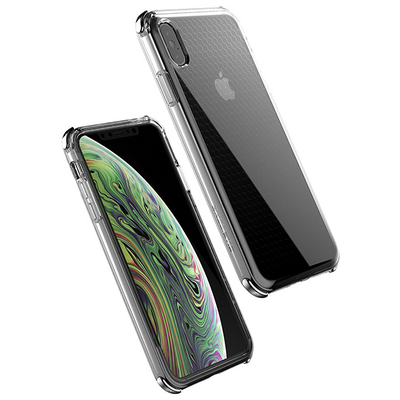 BALLISTIC JEWEL SPARK SERIES CASE FOR APPLE IPHONE XS MAX - BLACK