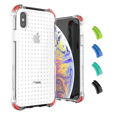 BALLISTIC JEWEL SERIES CASE FOR APPLE IPHONE X / XS - CLEAR
