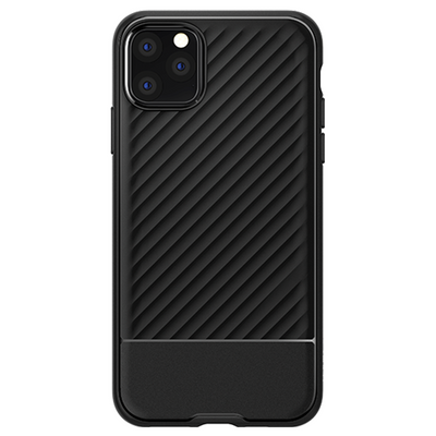 SPIGEN CORE ARMOR CASE FOR APPLE IPHONE 11 PRO MAX - MATTE BLACK