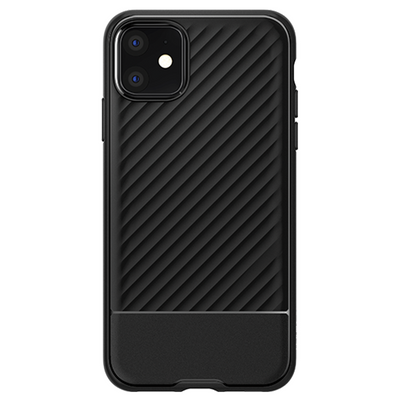 SPIGEN CORE ARMOR CASE FOR APPLE IPHONE 11 - MATTE BLACK