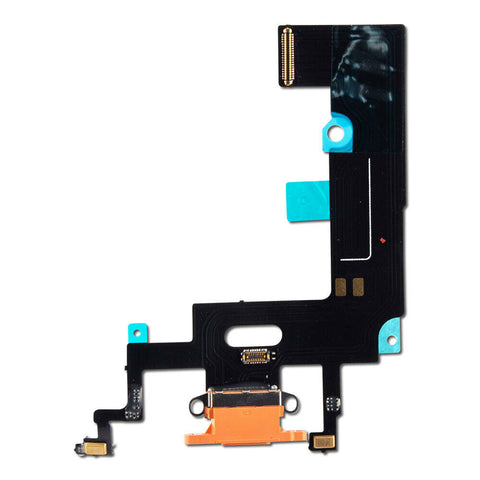 iPhone XR Charging Port Flex Cable (Coral) (4169022046272)