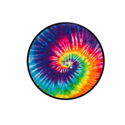 COOLGRIPS MAGNETIC PHONE GRIP MOUNT AND STAND TYE DYE SPIRAL